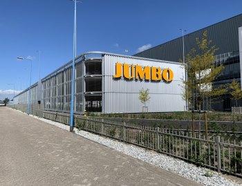 Parking garage Jumbo Nieuwegein
