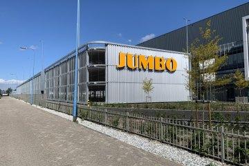 Parkeer garage Jumbo Nieuwegein